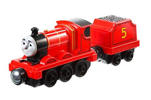 Fisher-Price Thomas Friends Take-n-Play Portable Railway James Train