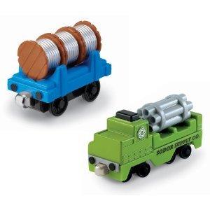Thomas the Train Take-n-Play Sodor Supply Co