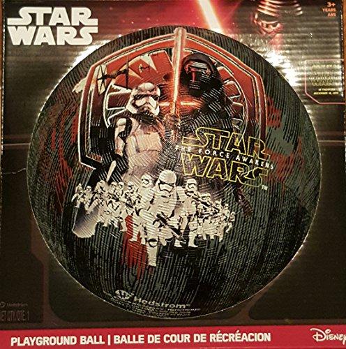 Hedstrom 85 Star Wars Episode Vii Rubber Playground Ball