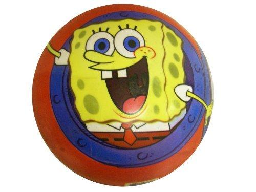 SpongeBob SquarePants Rubber Playground Ball - SpongeBob Ball Red 7