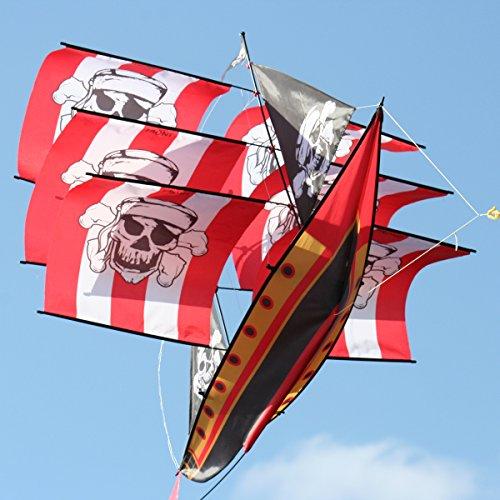 X-Kites 3D Supersize Pirate Ship