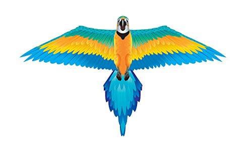 WINDNSUN Rainforest Animal Deluxe Nylon Kite - Set of 2 Style May Vary
