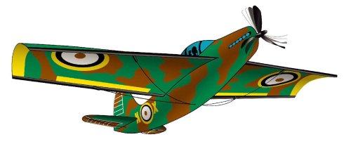 X-Kites AeroPlane 3D Nylon Airplane Kite Spitfire