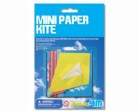 4M Mini Paper Kite by Kidz Labs by Toysmith