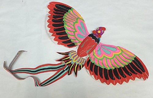 Handmade Pheasant Paper Kite