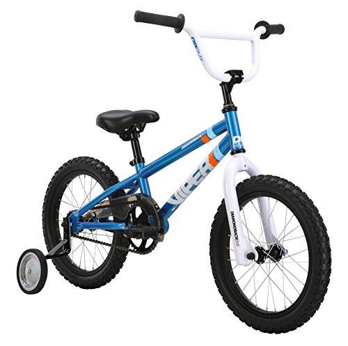 Diamondback Bicycles 2014 Mini Viper Kids BMX Bike 16-Inch Wheels One Size Blue