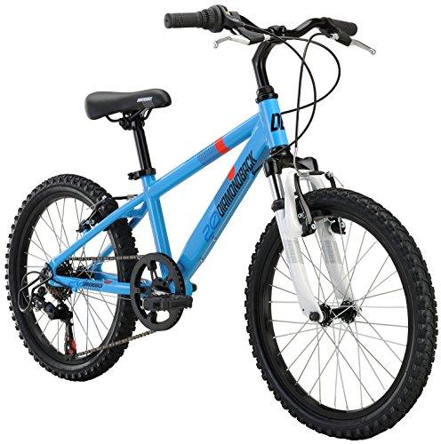 Diamondback Bicycles Octane 20 Kids Mountain Bike 20 Wheels Blue
