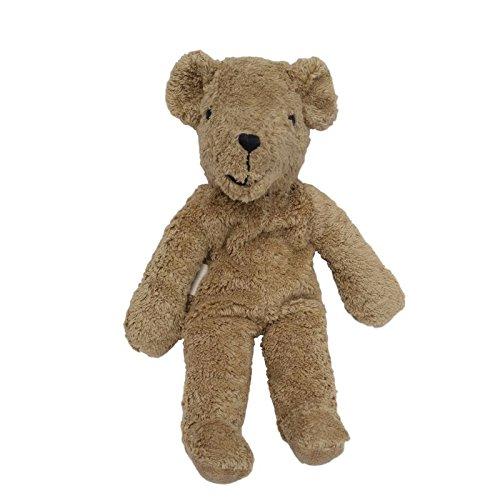 Senger Stuffed Animals - Teddy Bear - Handmade 100 Organic Toy Large Beige - 16 Inches Tall