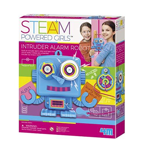 4M Intruder Alarm Robot Kids Science Kit
