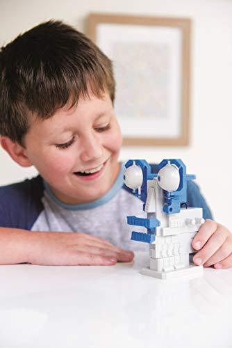 4M Motorized Robot Head Kids Science Kit
