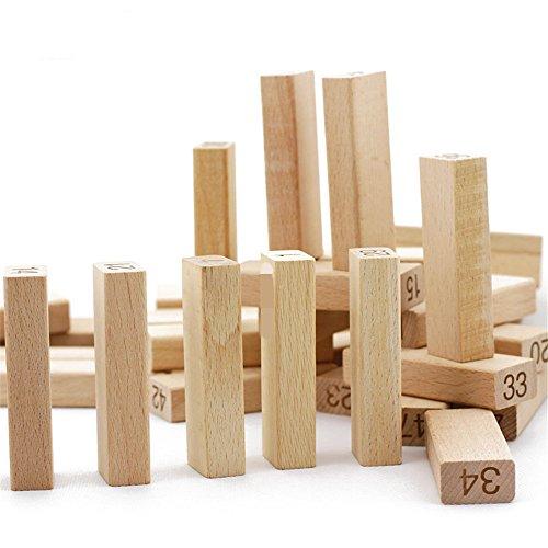 Blocks Children Wooden Toys