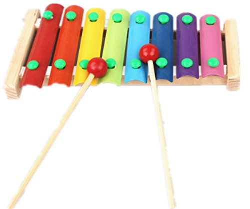 Sangdo Simple XYLOPHONE BabyToddlerChild Wooden Toys Music musical movements