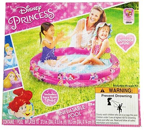 Disney Princess Royal Inflatable Kiddie Pool