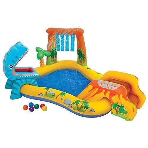 Kiddie Pool Swimming Inflatable Outdoor Baby Sprinkler Toddler Kids Blow Up