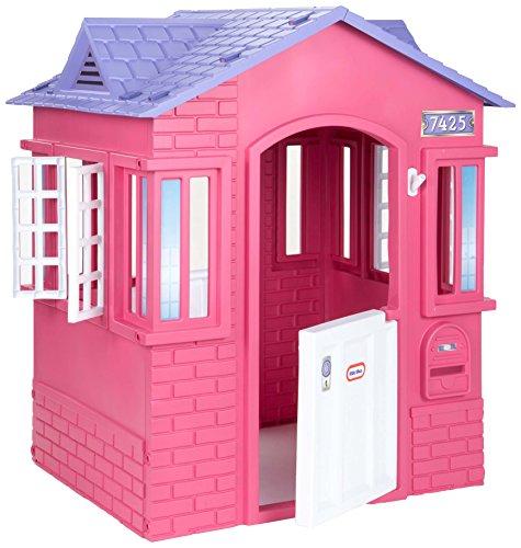 Little Tikes Princess Cape Cottage Playhouse Pink