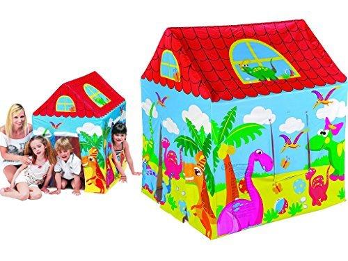 FiNeWaY ANIMAL PRINT DESIGN KIDS GARDEN PLAY HOUSE DEN GARDEN SUMMER FUN INDOOR OUTDOOR by FiNeWaY