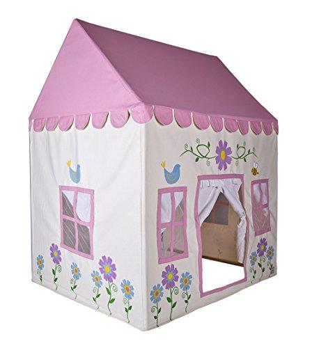 Pacific Play Tents Kids My Secret Garden Playhouse Cotton Canvas - 52 x 42 x 645