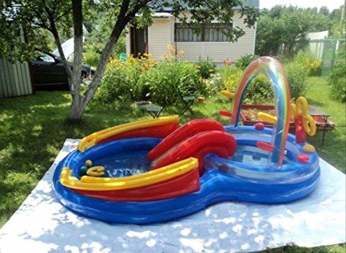 Multi-Activities Summer Children Swimming Pool