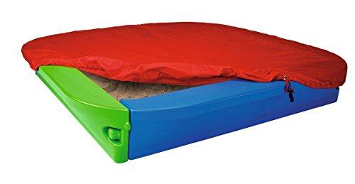 BIG Sandpit Sandbox With Cover