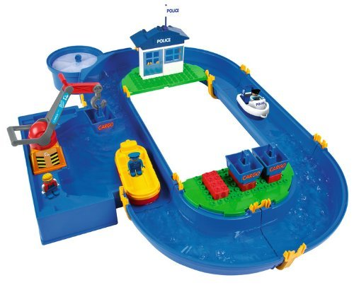 Big Toys Container Port Water Play Set by BIG Toys