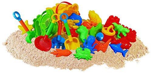 23pc Kids Beach Toys Set Sandbox Toys Sand Toys