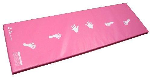 Z-Athletic Pink Childrens Gymnastics Cartwheel  Beam Training Mat