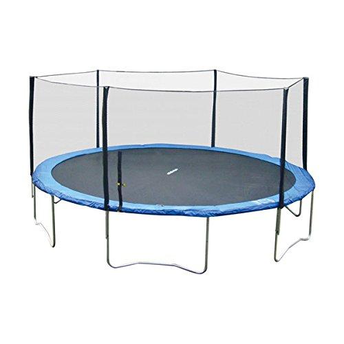 Super jumper 16 Ft Trampoline Combo - Trampoline  Safety Net