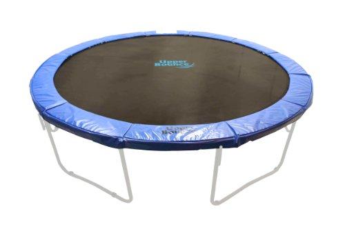 16 Super Trampoline Safety Pad Spring Cover Fits for 16 FT Round Trampoline Frames 10 wide - Blue