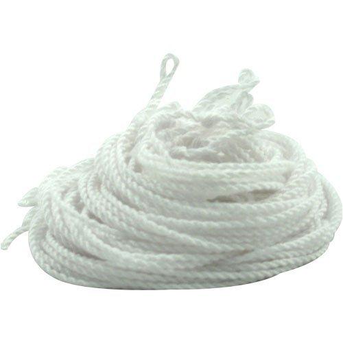 Yo-Yo Strings - Ten 10 Pack of 100 Poly YoYo String - White by YoyoJam