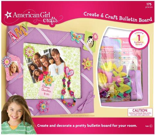 American Girl Crafts Create Craft Bulletin Board
