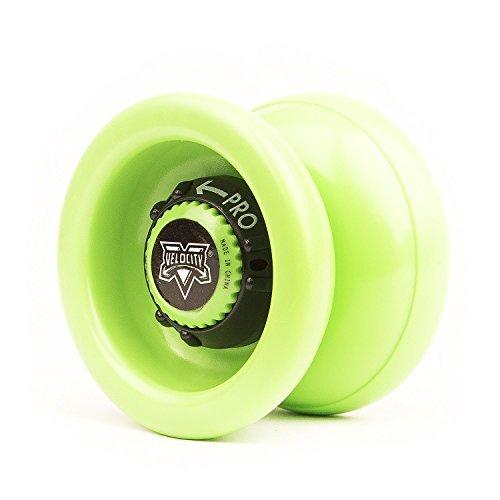 YoyoFactory Velocity Yo-Yo - Green by Yo Yo Factory