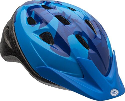 Bell Rally Child Helmet Blue Fins