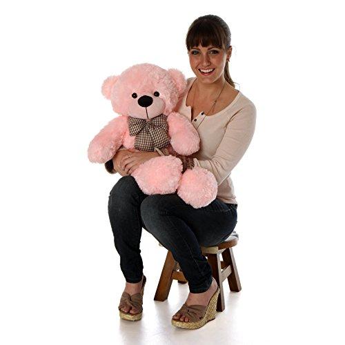 Adorable Lady Cuddles - 26 - Soft and Cuddly Plush Teddy Bear by Giant Teddy