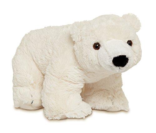 Melissa Doug Glacier Polar Bear Stuffed Animal