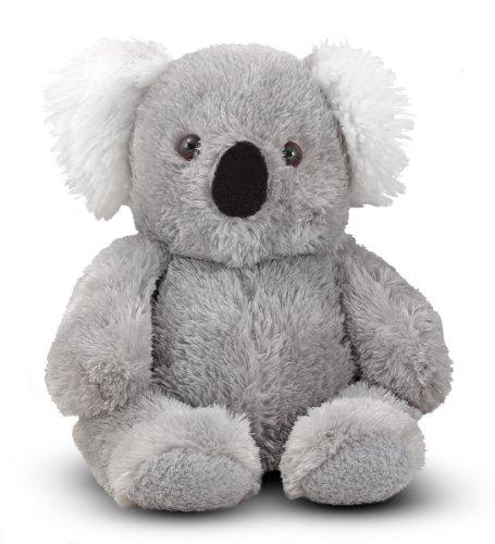 Melissa Doug Sidney Koala Bear Stuffed Animal