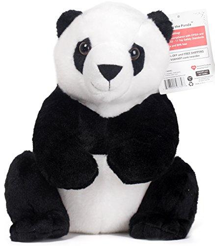 VIAHART 13 Inch Panda Bear Stuffed Animal  Xiaoxiong the Panda