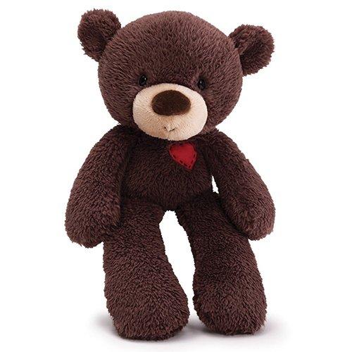 Gund Valentines My Fuzzy Valentine Teddy Bear 135 inch Plush