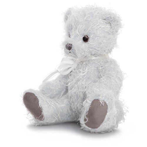 Aurora World Charlotte Traditional Teddy Bear Plush Toy Large BlueWhite by Aurora