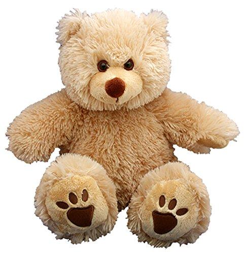 Cuddly Soft 16 inch Stuffed Brown BearWe stuff emyou love em