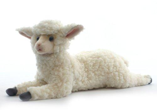 Hansa Little Lamb Sheep Plush Animal Toy 18