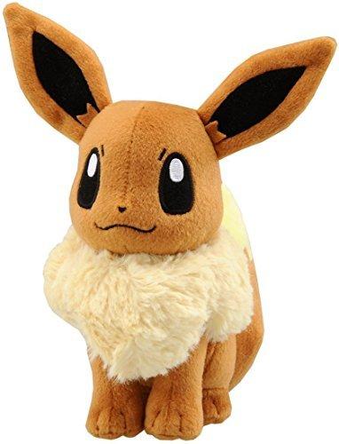 Pokemon Eevee Anime Animal Stuffed Plush Toy 6-Inch