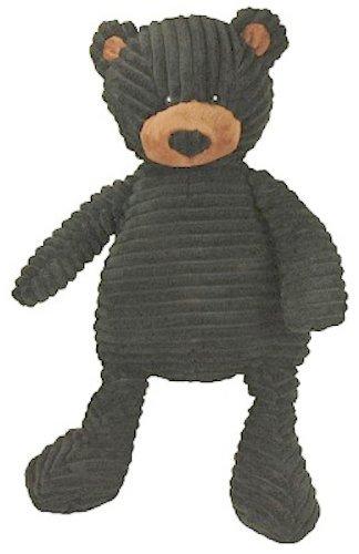 12 Kordy Black Stuffed Bear by Unipak
