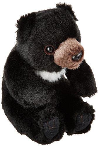 Friends stuffed black bear land SS 180248