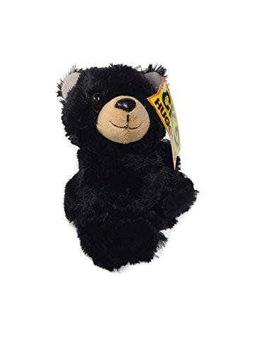Wild Republic CK Huggers Black Bear Stuffed Animal 5