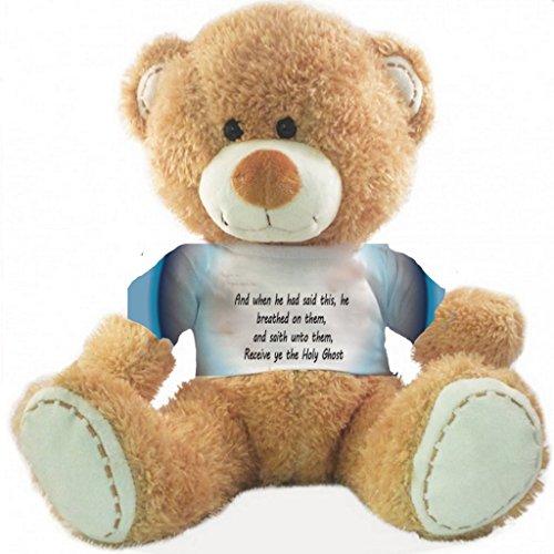 Bible Teddy Bear - John 2022 Confirmation Gift