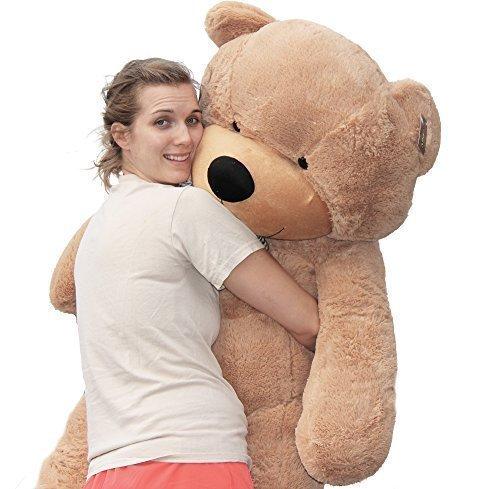 Joyfay 63 Giant Teddy Bear Light Brown