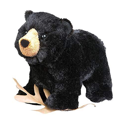 Douglas Morley Black Bear Plush Stuffed Animal