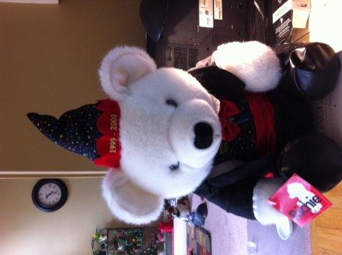 1999-2000 Richie Bear Collectible Teddy Bear
