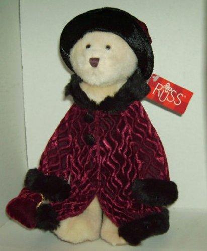 Katarina Russ Berrie Collectible Teddy Bear