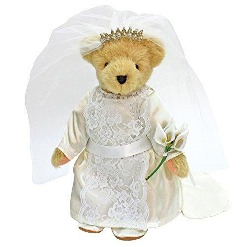 North American Bear Downton Abbey Collectible Bride Teddy Bear